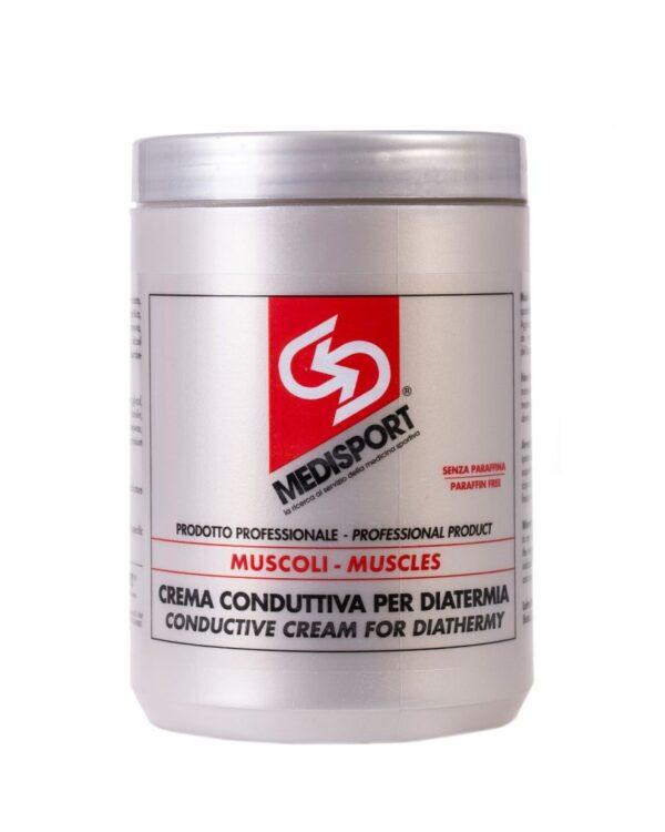 Konduktiivne kreem diatermia jaoks